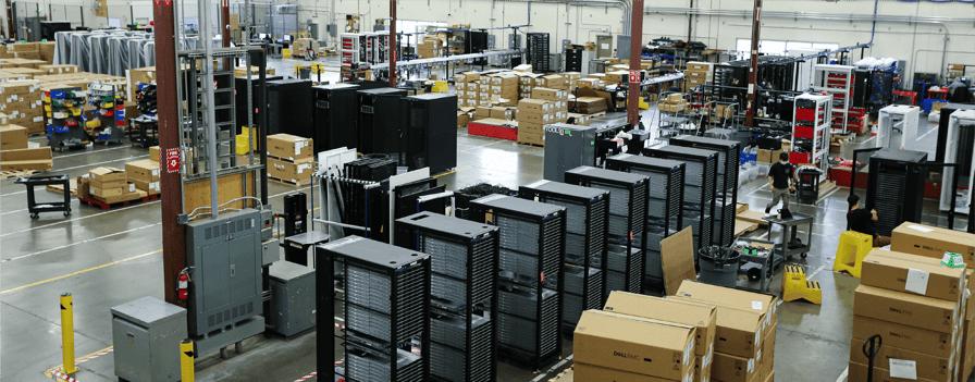 Redapt_Warehouse