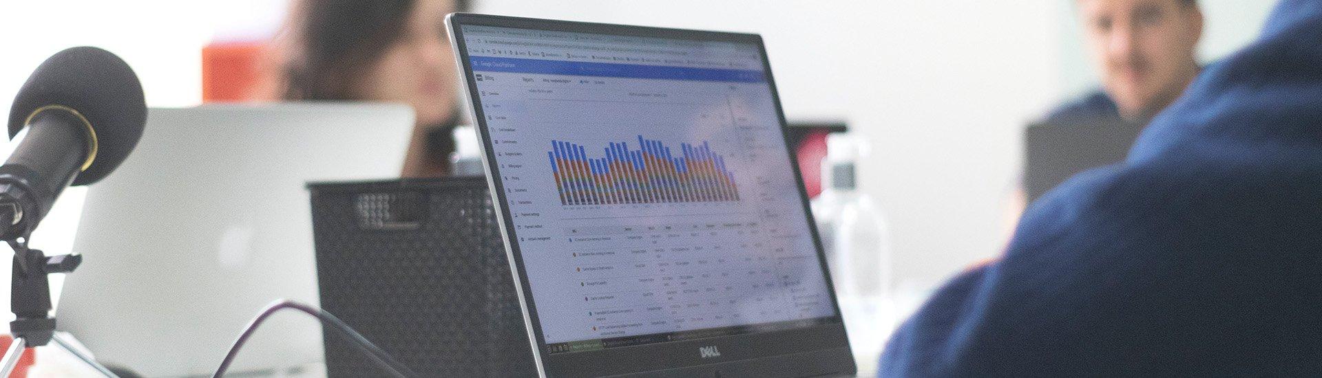 data-chart-graph-on-screen